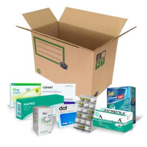 Caja medicinas